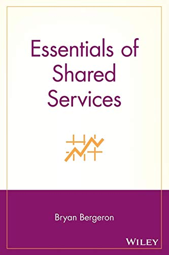 9780471250791: Essentials of Shared Services