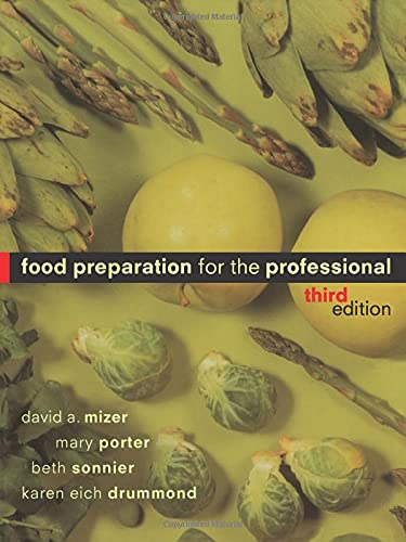 9780471251873: Food Preparation for the Professional