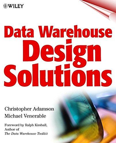 9780471251958: Data Warehouse Design Solutions