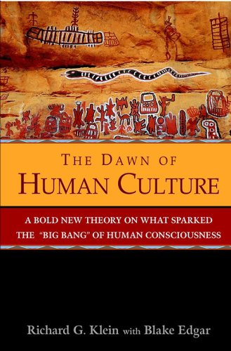 9780471252528: The Dawn of Human Culture