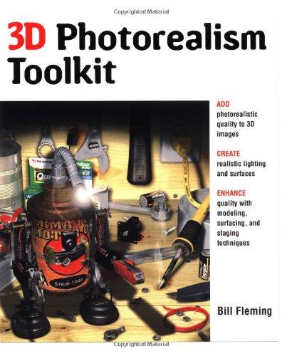 9780471253464: 3D Photorealism Toolkit (Toolkits)