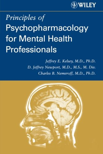 9780471254010: Principles of Psychopharmacology for Mental Health Professionals