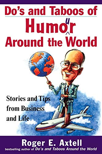 9780471254034: Do's and Taboos of Humor Around the World: Stories and Tips from Business and Life
