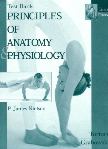 9780471254218: Test Bank Principles of Anatomy and Physiology (Test Bank Principles of Anatomy and Physiology)