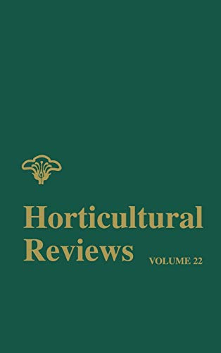 9780471254447: Volume 22, Horticultural Reviews