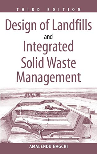 9780471254997: Design of Landfills and Integrated Solid Waste Management