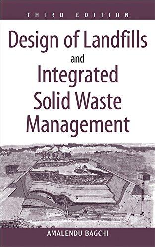 Design of Landfills and Integrated Solid Waste Management (Hardback): Amalendu Bagchi