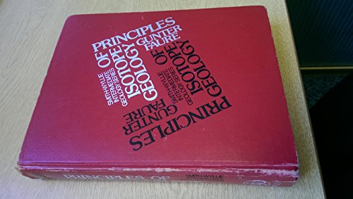9780471256656: Principles of Isotope Geology (Smith & Wyllie intermediate geology series)