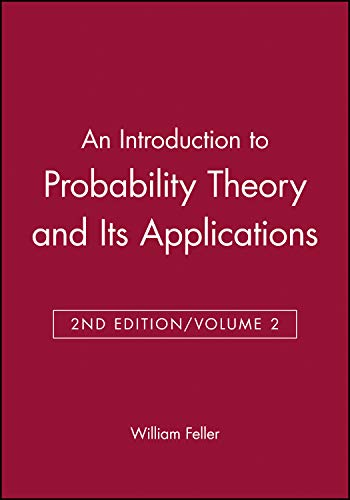 ntro To Probability Vol 2, Second Edition.: Feller, William