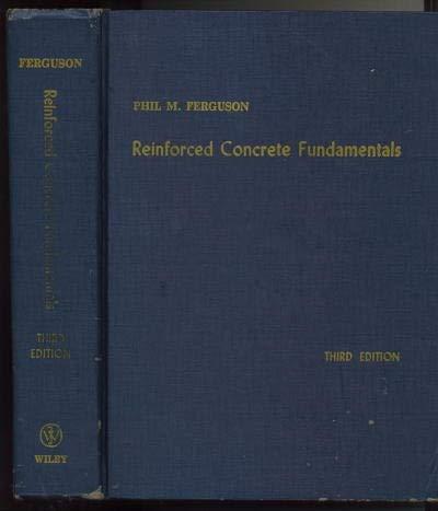 9780471257417: Reinforced Concrete Fundamentals