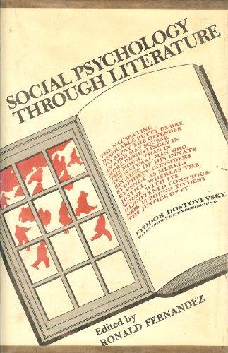 Social Psychology Through Literature: Fernandez, R.