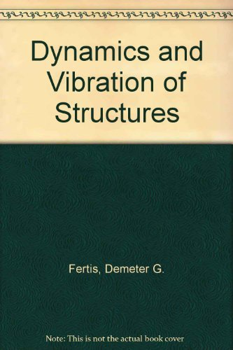 9780471257776: Dynamics and Vibration of Structures
