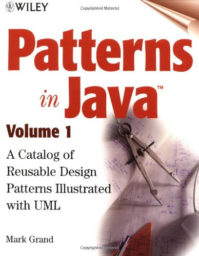 9780471258391: Patterns in Java: A Catalogue of Reusable Design Patterns, Illustrated with UML v. 1