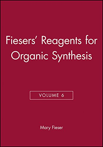 Reagents for Organic Synthesis: (Fiesers' Reagents for: M Fieser