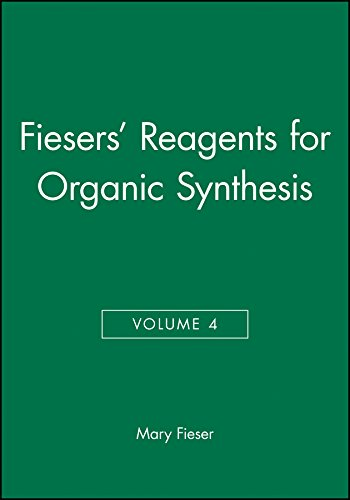 9780471258810: Volume 4, Fiesers' Reagents for Organic Synthesis