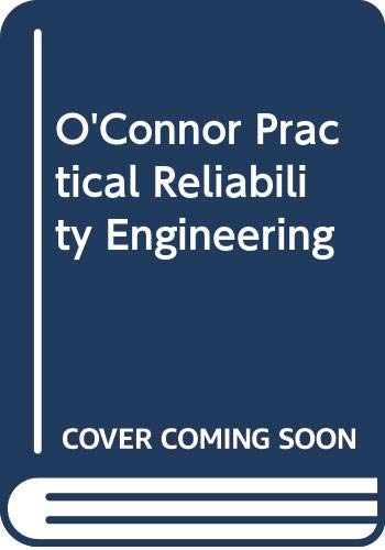 9780471259190: Practical Reliability Engineering