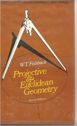 9780471260530: Projective and Euclidean Geometry