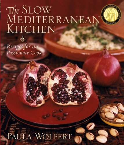 9780471262886: The Slow Mediterranean Kitchen: Recipes for the Passionate Cook