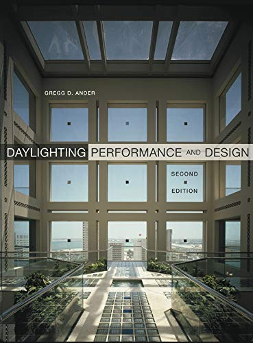 9780471262992: Daylighting Performance and Design