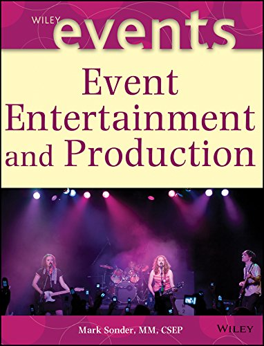9780471263067: Event Entertainment and Production
