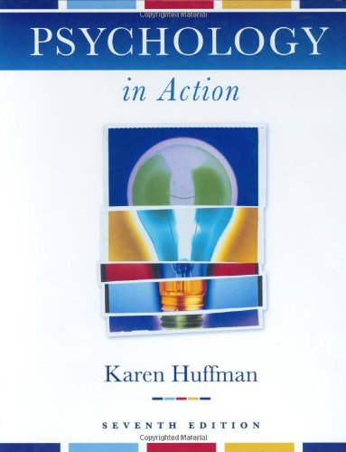 9780471263265: Psychology in Action