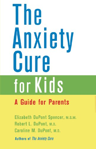 9780471263616: The Anxiety Cure for Kids: A Guide for Parents and Children