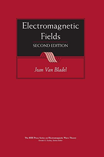 9780471263883: Electromagnetic Fields (IEEE Press Series on Electromagnetic Wave Theory)