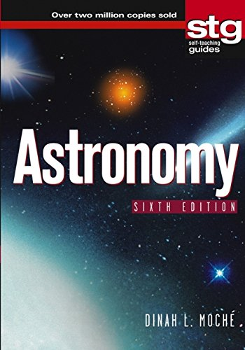 9780471265184: Astronomy: A Self-Teaching Guide, Sixth Edition