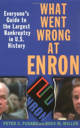 9780471265740: What Went Wrong at Enron: Everyone's Guide to the Largest Bankruptcy in U.S. History