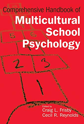 9780471266150: Comprehensive Handbook of Multicultural School Psychology