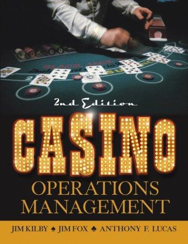 9780471266327: Casino Operations Management