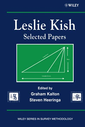 9780471266617: Leslie Kish: Selected Papers (Wiley Series in Survey Methodology)
