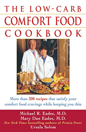 Low-carb Comfort Food Cookbook