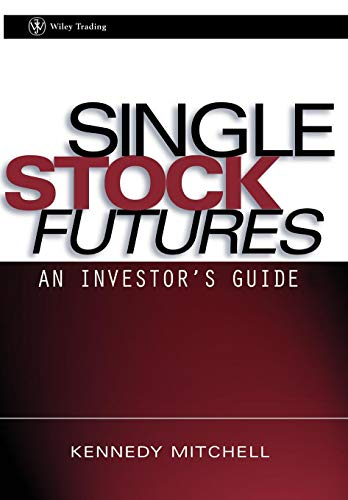 9780471267621: Single Stock Futures: An Investor's Guide