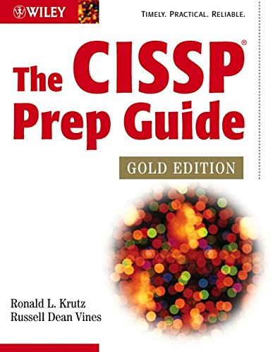 9780471268024: The Cissp Prep Guide (All-In-One)