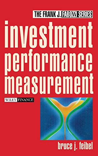9780471268499: Investment Performance Measurement