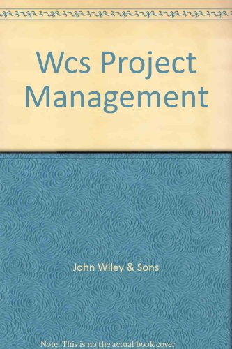 Advanced Program Management: The Technical and Team: John Wiley &