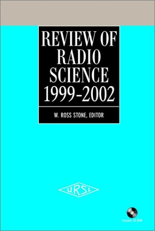 9780471268666: Review of Radio Science: 1999-2002 URSI
