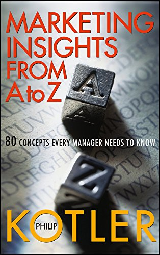 9780471268673: Marketing Insights From A to Z: 80 Concepts Every Manager Needs to Know