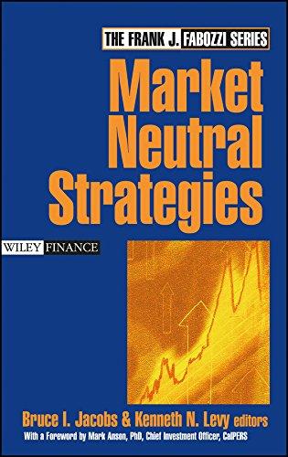 Market Neutral Strategies (Hardback): Bruce I. Jacobs, Kenneth N. Levy