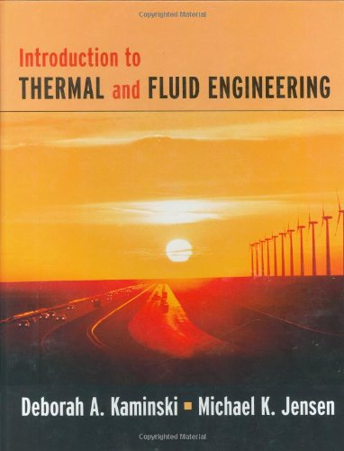 9780471268734: Introduction to Thermal and Fluids Engineering