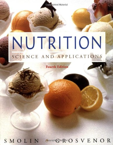9780471268796: Nutrition: Science and Applications