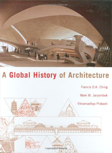 9780471268925: A Global History of Architecture