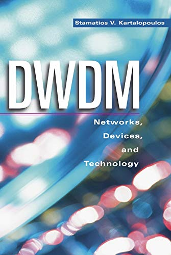9780471269052: DWDM: Networks, Devices, and Technology