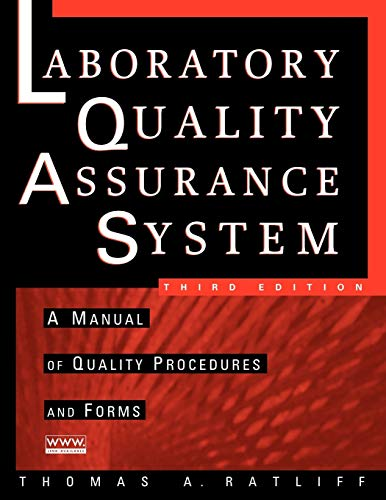 9780471269182: The Laboratory Quality Assurance System: A Manual of Quality Procedures and Forms