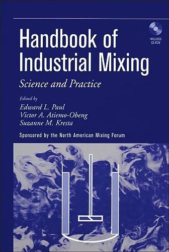 9780471269199: Handbook of Industrial Mixing: Science and Practice