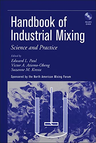 9780471269199: Handbook of Industrial Mixing: Science and Practice
