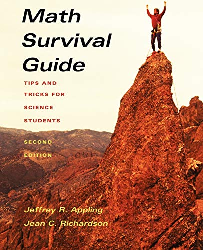 9780471270546: Math Survival Guide: Tips and Tricks for Science Students