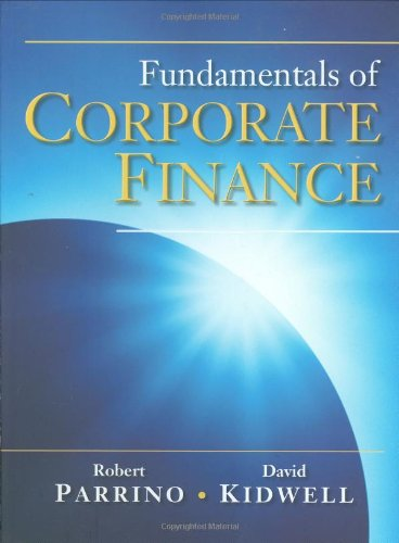 9780471270560: Fundamentals of Corporate Finance