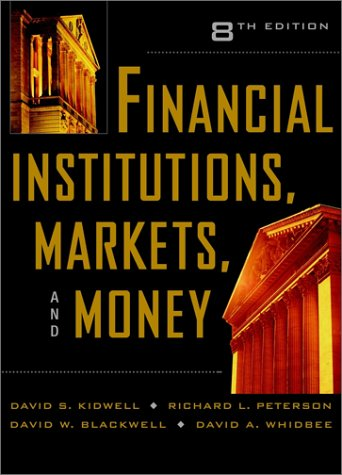 9780471270881: Financial Institutions, Markets, and Money